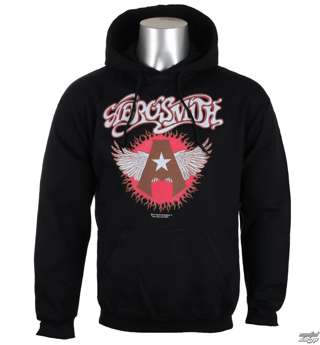 Aerosmith Classic Pullover Hoodie