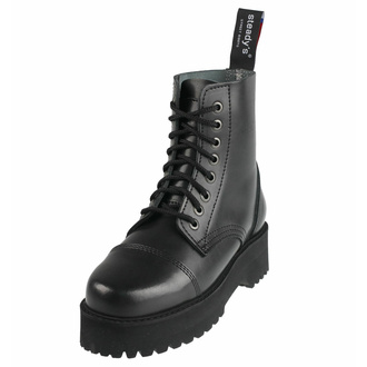 boots STEADY´S - 8 eyelets - Black - STE/804_black - DAMAGED - BH113