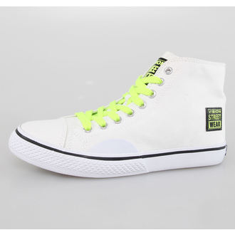 high sneakers women's Canvas HI - VISION - VWF4FWCH02